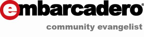 Embarcadero Community Evangelist logo